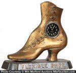Chappaqua Shoes Clock