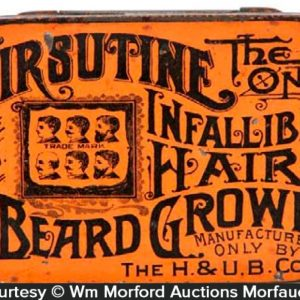Hirsutine Hair and Beard Grower Tin