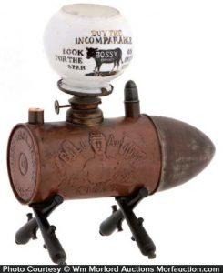 Bill Anthony Cigar Store Lighter