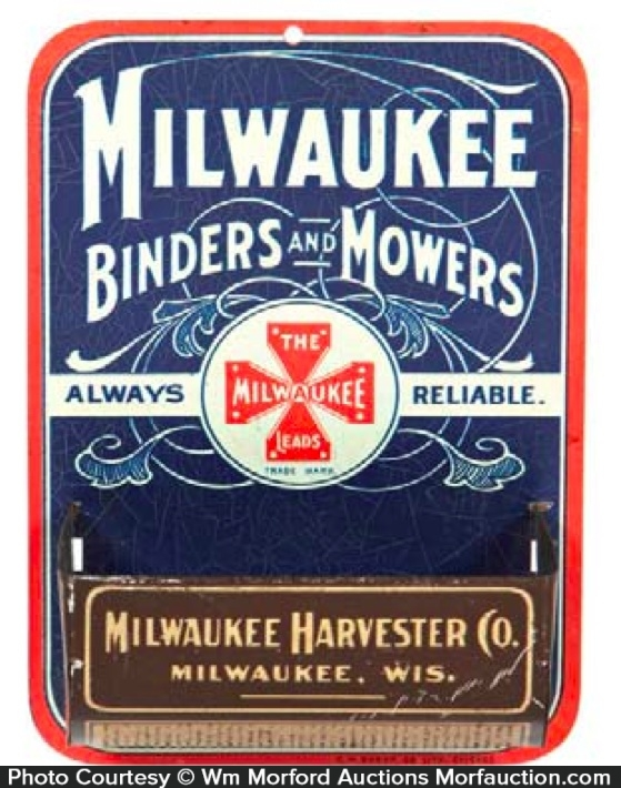 Milwaukee Harvester Match Holder