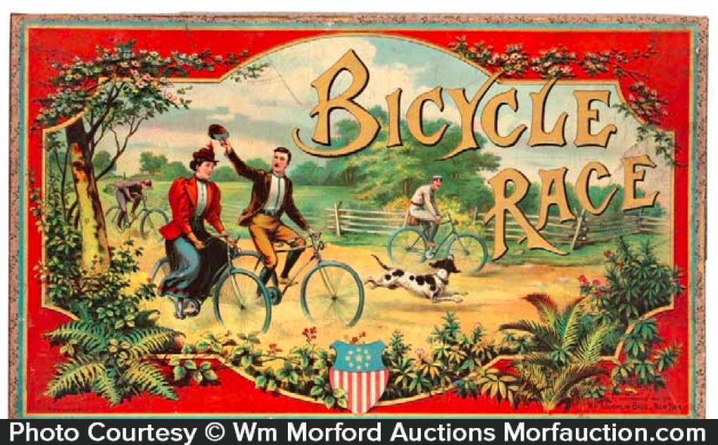 Bicycle Race Game