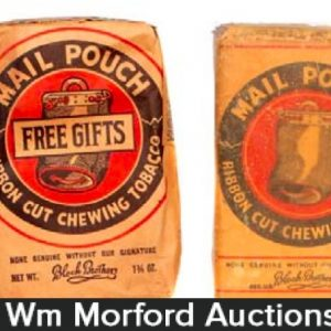 Mail Pouch Tobacco Packs