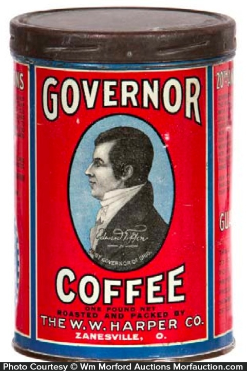 Governor Coffee Can