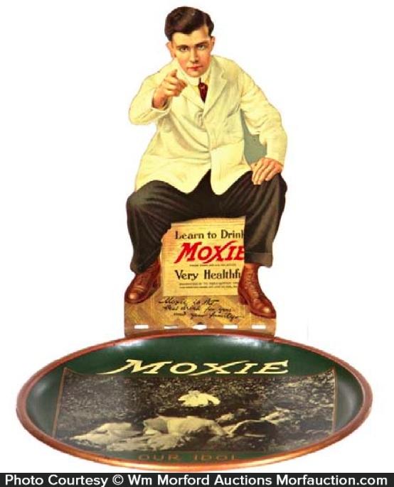 Moxie Die-Cut Display