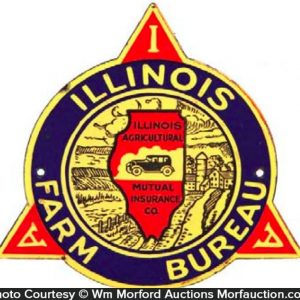 Illinois Farm Bureau Sign