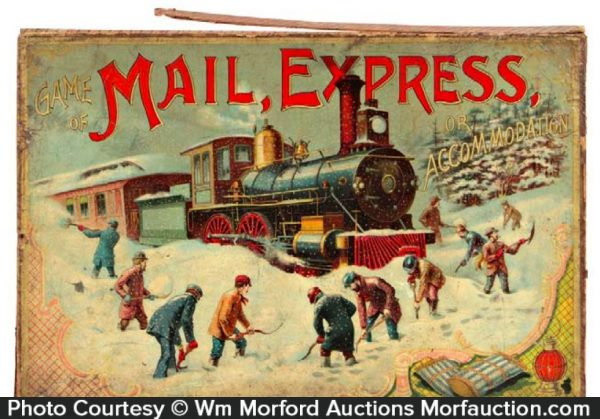 Mail Express Game