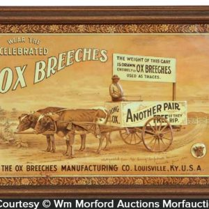 Ox Breeches Sign
