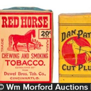 Horse Tobacco Packs