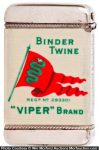 Viper Binder Twine Match Safe