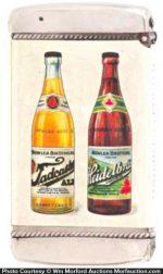 Tadcaster Ale Match Safe