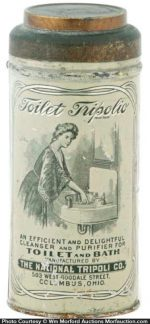 Toilet Tripolio Tin