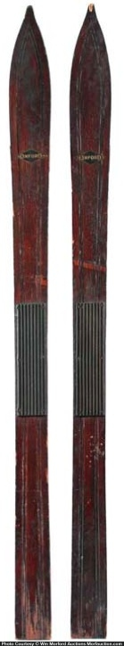 Salesman Sample Skis