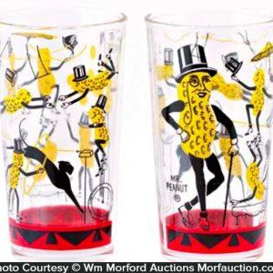 Planters Circus Glasses