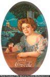 1909 Coca-Cola Mirror