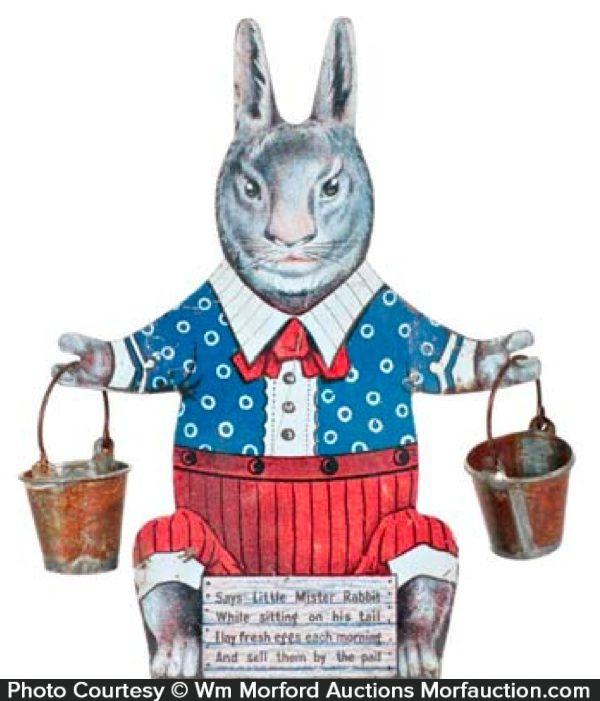 Tin Rabbit Display