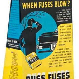 Buss Fuses Store Display