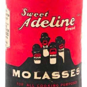 Sweet Adeline Molasses Tin