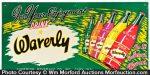 Waverly Soda Sign