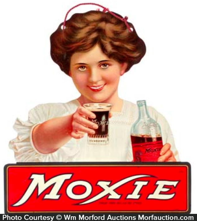 Moxie Sign