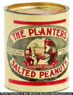 Planters Mothers Brand Tin