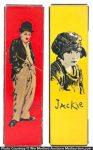 Charlie Chaplin Pencil Boxes