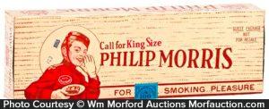 Phillip Morris Cigarette Sample Packs