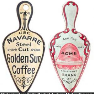 Golden Sun Coffee Scoops