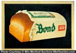 Bond Bread Sign