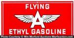 Flying A Gasoline Sign
