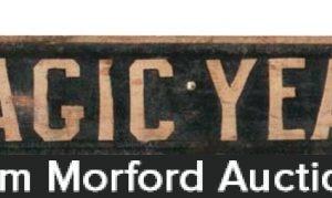 Gillett's Magic Yeast Sign