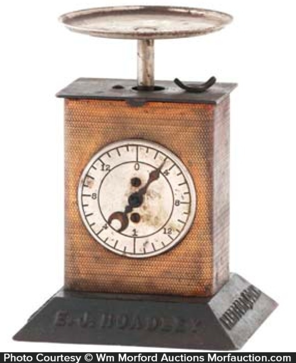 Hoadley Cough Drops Scale