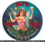 Olt's Cream Ale Superba Beer Mirror