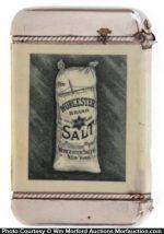 Worcester Salt Match Safe