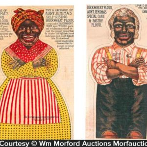 Aunt Jemima's Flour Patterns