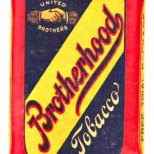 Brotherhood Tobacco Pouch