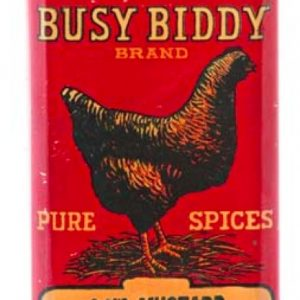 Busy Biddy Spice Tin