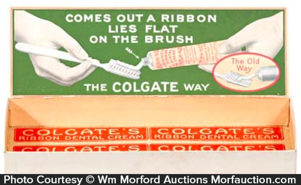 Colgate Display Box