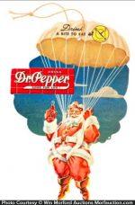 Dr. Pepper String Sign
