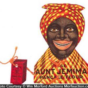 Aunt Jemima Flour Puzzle