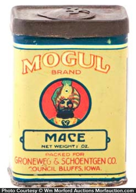Mogul Spice Tin