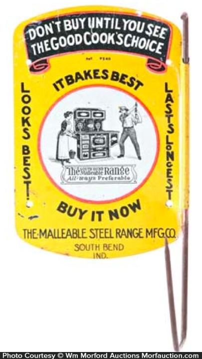 Malleable Ranges Bill Hook