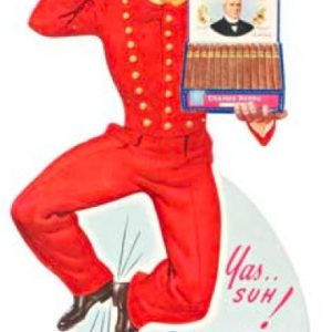 Charles Denby Cigars Sign