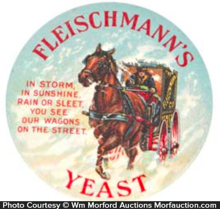 Fleischmann's Yeast Mirror