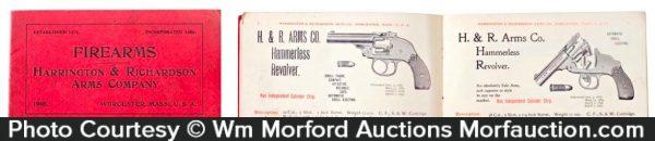 Harrington & Richardson Firearms Catalog