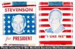 Presidential Campaign Cigarette Packs