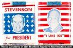 Presidential Campaign Cigarette Packs