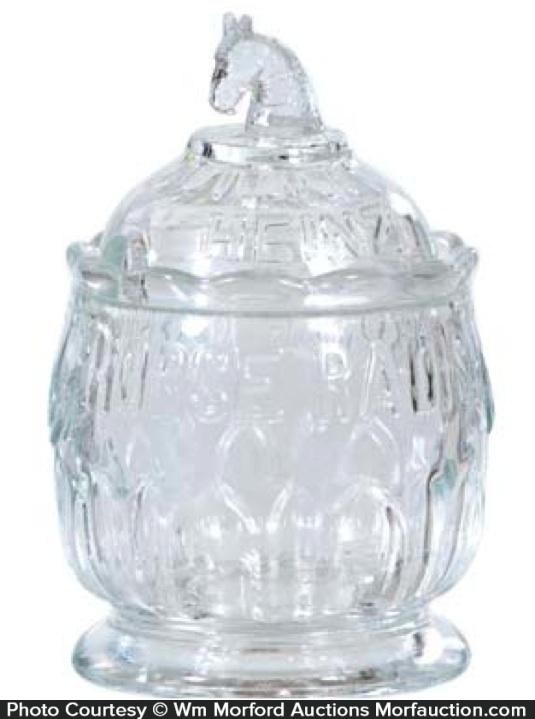 Heinz Radish Jar