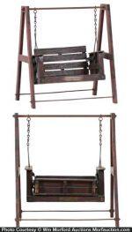 Salesman's Sample Swing