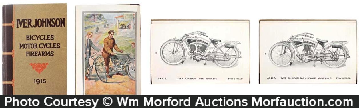 1915 Iver Johnson Catalog