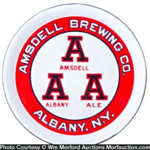 Amsdell Brewing Beer Tray